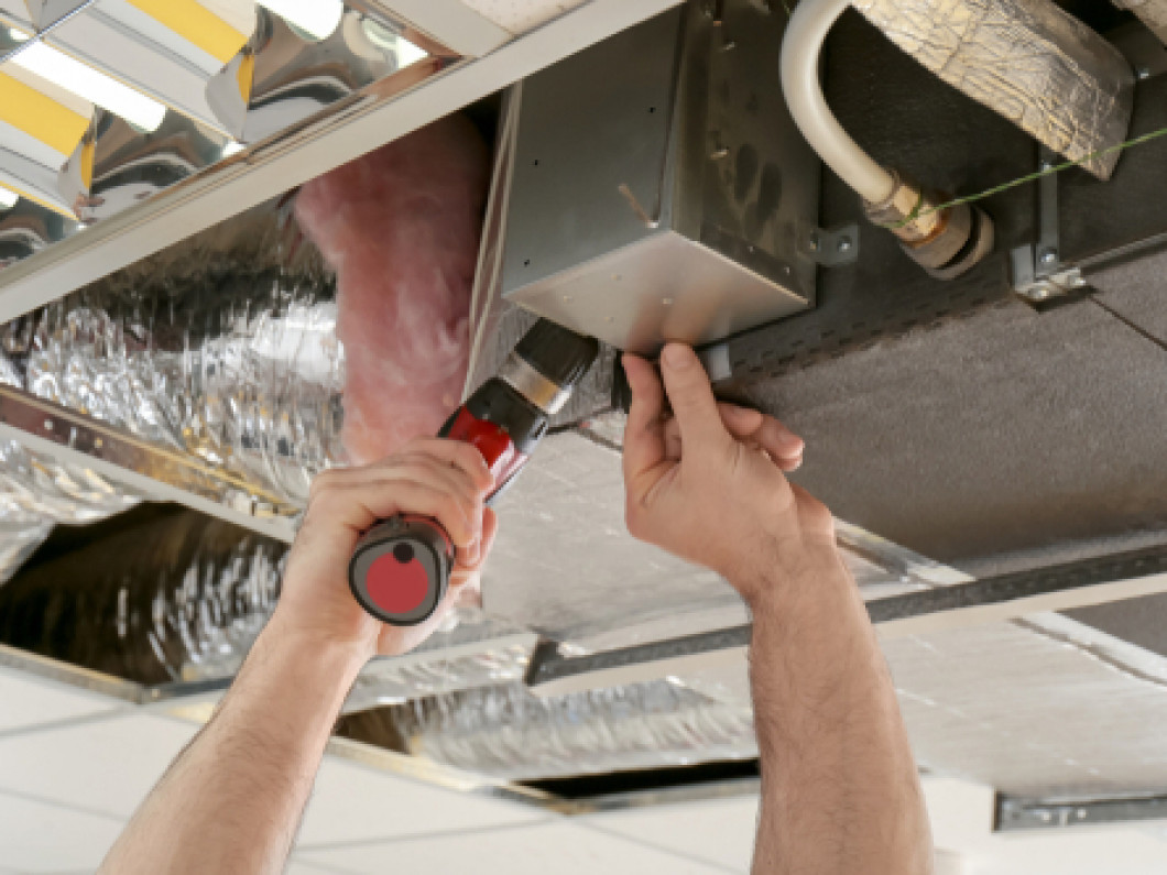 Details about our ductwork repair services